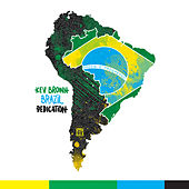 Brazil Dedication Instrumentals by Kev Brown