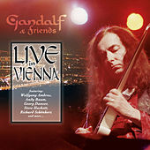 Gandalf & Friends Live in Vienna (Live) by Various Artists