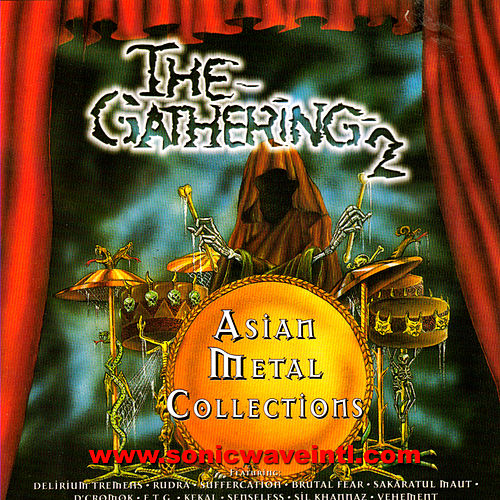Asian Metal Collections - The Gathering 2 by Various Artists