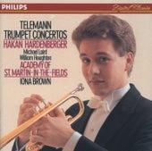 Telemann: Trumpet Concertos de Håkan Hardenberger
