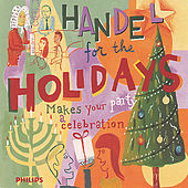 Handel for the Holidays by Various Artists