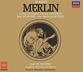 Albéniz: Merlin by Various Artists