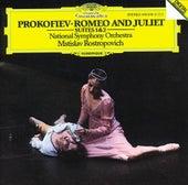 Prokofiev: Romeo and Juliet, Opp.64a & b de National Symphony Orchestra Washington