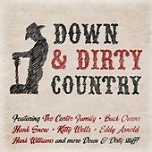 Down & Dirty Country de Various Artists