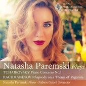 Tchaikovsky: Piano Concerto No. 1 - Rachmaninov: Rhapsody on a Theme of Paganini by Natasha Paremski