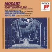 Mozart: Divertimento K. 563 (Remastered) de Yo-Yo Ma