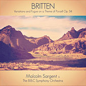 Britten: Variations and Fugue on a Theme of Purcell Op. 34 de BBC Symphony Orchestra