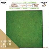 Toru Takemitsu: The Dorian Horizon, Green, etc. de Toronto Symphony, Seiji Ozawa, Conductor