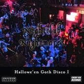 Hallowe'en Goth Disco 1: Nightclub Nightmares by Various Artists