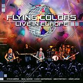 Live In Europe by Flying Colors