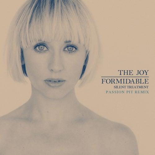 Silent Treatment (Passion Pit Remix) by The Joy Formidable