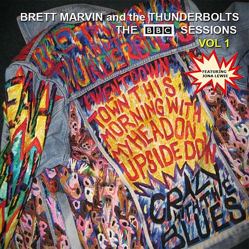 The B.B.C. Sessions, Vol. 1 by Brett Marvin and the Thunderbolts