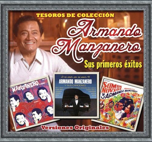 Tesoros de Colección - Armando Manzanero - Sus Primeros Éxitos by Armando Manzanero