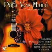 Para Vos Mama / El Amor Que No Miente de Various Artists