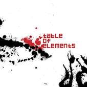Table of Elements de Various Artists