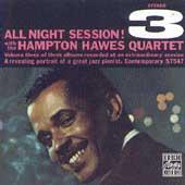 All Night Session, Vol. 3 by Hampton Hawes