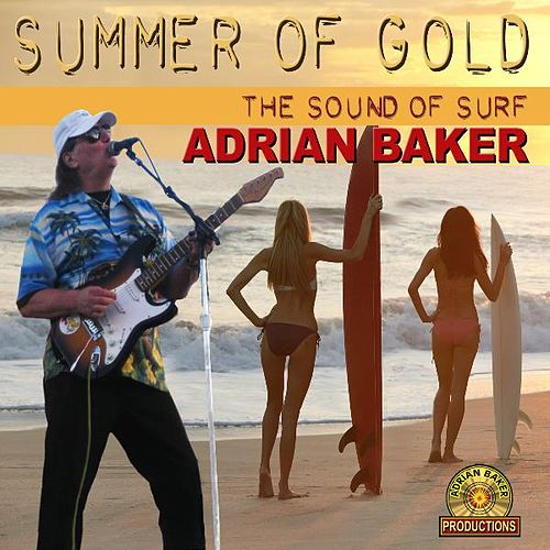 Summer of Gold by Adrian Baker