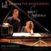 Bach & Piazzolla: Tête-à-tête piano & bandonéon (World Premiere Recording) by Various Artists