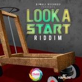 Look a Start Riddim by Various Artists