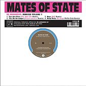 Re-Arranged: Remixes Volume 1 by Mates of State