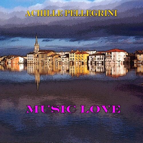 Music Love by Achille Pellegrini