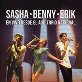 Sasha Benny Erik en Vivo Desde el Auditorio Nacional von Sasha