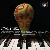Satie: Complete Works for Piano Four Hands de Jeroen van Veen