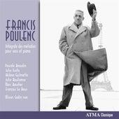 Poulenc: Intégrale des melodies pour voix et piano by Various Artists