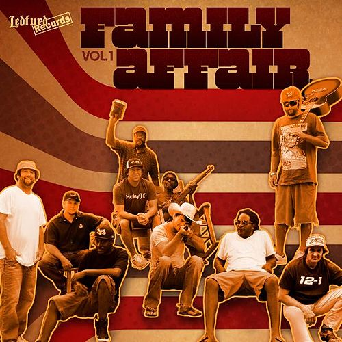 Family Affair by Various Artists