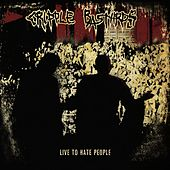 Live to Hate People by Cripple Bastards