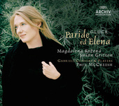 Gluck: Paride et Elena de Various Artists