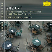 Mozart: String Quartets K. 465, 458 & 421 de Emerson String Quartet