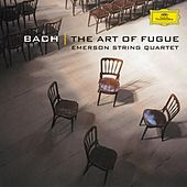 Bach, J.S.: The Art of Fugue - Emerson String Quartet by Various Artists
