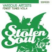 Finest Tunes Vol.4 - EP von Various Artists