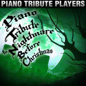 Piano Tribute to Nightmare Before Christmas by Piano Tribute Players