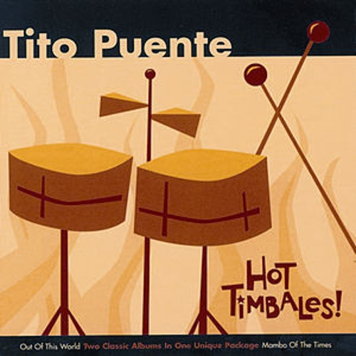 Hot Timbales by Tito Puente
