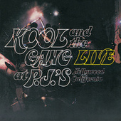Live At P.J.'s de Kool & the Gang