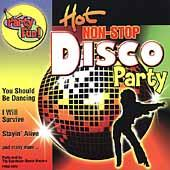 Hot Non-Stop Disco Party by The Countdown Dance Masters