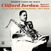 Clifford Jordan Quartet & Quintet. Spellbound / Starting Time / Bearcat by Clifford Jordan