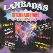 Lambadas Internacionais, Vol 3 de Vários