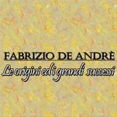 Fabrizio De Andrè: le origini ed i grandi successi di Fabrizio De André