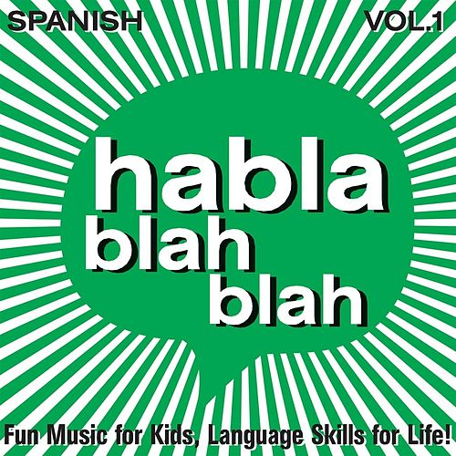 Spanish, Vol. One by Habla blah blah