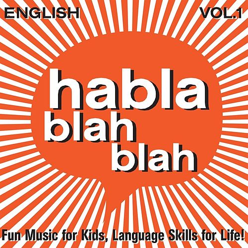 English, Vol. One by Habla blah blah