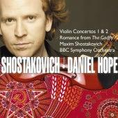 Shostakovich : Violin Concertos Nos 1 & 2 by Daniel Hope (Classical)