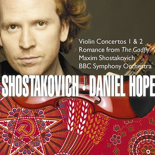 Shostakovich : Violin Concertos Nos 1 & 2 by Daniel Hope (Classical)