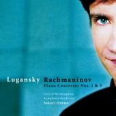 Rachmaninov : Piano Concertos Nos 1 & 3 by Nikolai Lugansky