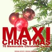 Maxi Christmas (70 Memorable Christmas Carols) de Various Artists