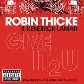 Give It 2 U de Robin Thicke