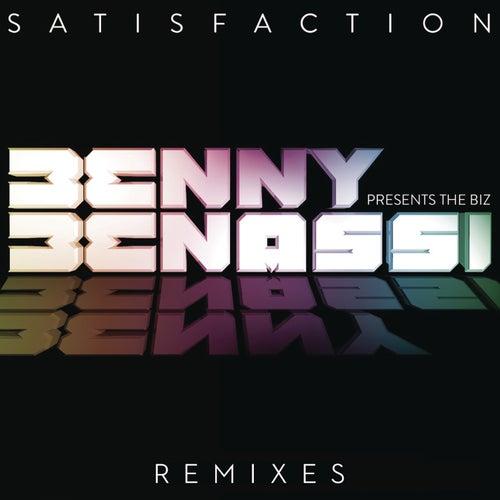 Satisfaction (Remixes) by Benny Benassi