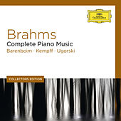 Brahms: Complete Piano Music by Various Artists